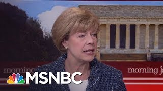Senator Tammy Baldwin Calls For Increased Response To Opioid Epidemic | Morning Joe | MSNBC