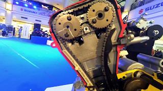 Engine Cutting Suzuki GSX R150 dan GSX S150