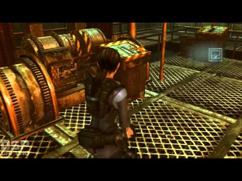 Resident Evil Revelations playthrough pt24