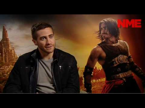 Prince Of Persia - Video Interviews With Jake Gyllenhaal And Gemma Arterton