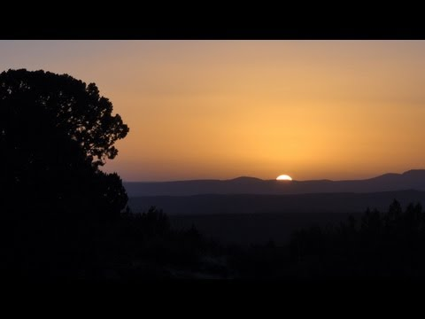 Ash Fork Hill, Arizona RV Camping Scenic Picture Tour