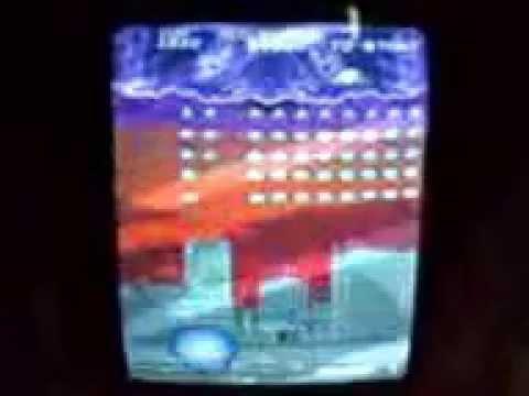 SUPER SPACE INVADERS 91 ARCADE GAME ORIGINAL BOARD