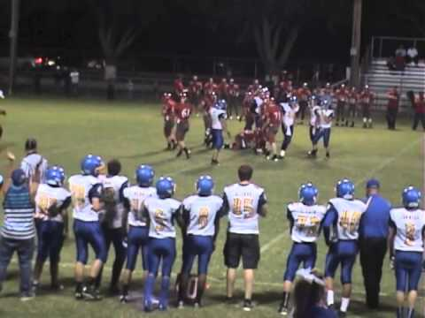 William Hemphill (#6) Junior Highlight Reel 2013 - Pima High School