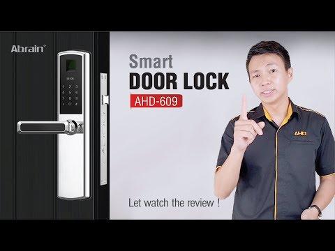 Abrain Fingerprint Digital Door Lock– AHD-609