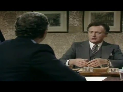Yes Minister — Why Britain Joined the European Union