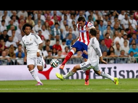 Real Madrid vs Atletico Madrid [1-1] • All Goals & Highlights • Spanish Super Cup, 2014 ||HD||