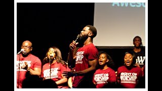 Night of Worship Cardiff Oct 2017 | Worship Medley Lead By the Soel Connect