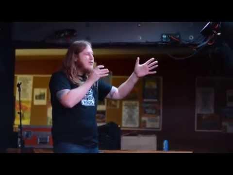 """Comedy Coughs: Ian Stuart- """"Scrambled Porn"""""""