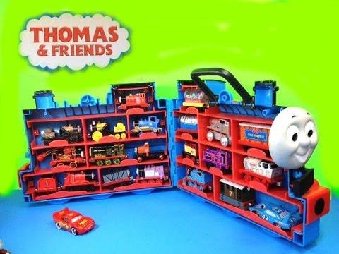16 Thomas And Friends Diecast Mattel Trains Disney Cars
