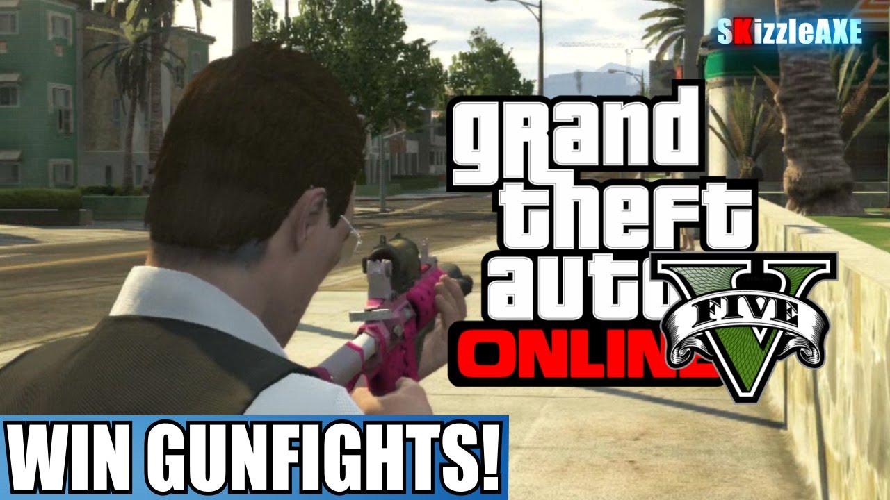 Guns Gta 5 Online Gta 5 Online Best Gun to Use