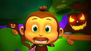 SCARY WOODS FOREST | Funny Cartoon Videos For Children | Kids Shows