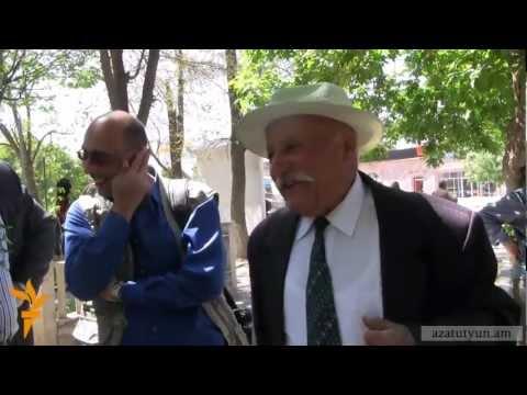 Վեդիում Րաֆֆի Հովհաննիսյանից մուրաբա են ուզել