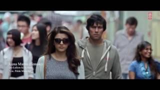 Jeena Marna Full Video Song | Do Lafzon Ki Kahani | Randeep Hooda, Kajal Aggarwal | T-Series