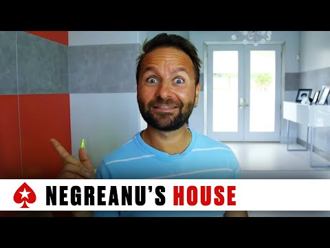 House of Daniel Negreanu | PokerStars