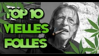 TOP 10 DES VIEILLES FOLLES ! MDR !!!