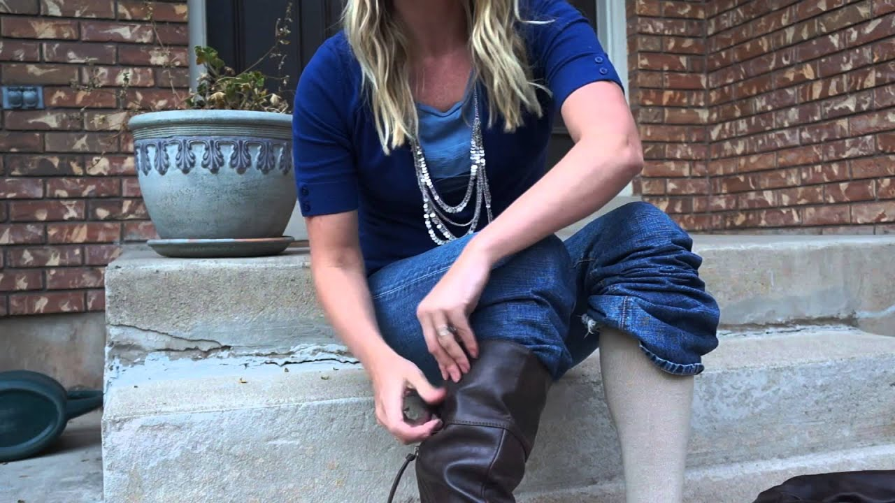 Why do women wear boots?