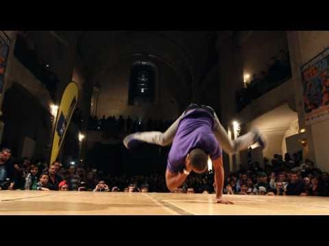 BATTLE OF THE YEAR 2010 BBOY 1on1 BATTLE | YAK FILMS + KRADD