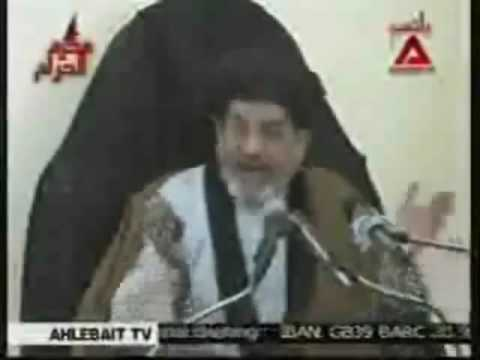 Mola Ali Is Not Khaliq. Fazil Alvi (nusehri) Answered By A Shia Alim (taqi Naqvi) video