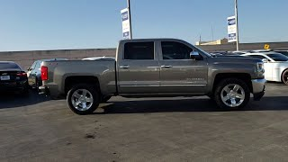 2017 Chevrolet Silverado 1500 Tulsa, Broken Arrow, Bixby, Sand Springs, Owasso, OK U669620