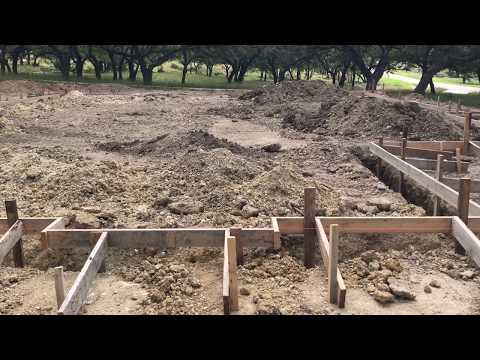 Watching video Vineyard Ridge Project ~ Lot 97 ~ Putting in the Foundation Forms on the Polchin Project