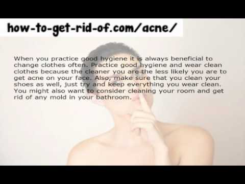 Controlling Your Acne