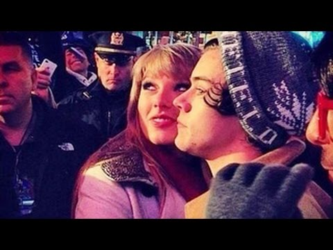 Taylor Swift & One Direction's Harry Styles To Re Unite at the IHeartRadio Music Festival