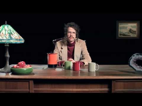 Thumbnail of video Darwin Deez - Constellations (official video)