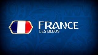 FRANCE Team Profile– 2018 FIFA World Cup Russia™