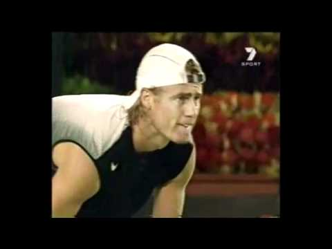 Lleyton Hewitt´s Come on
