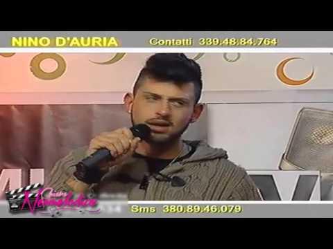 """Nino D'Auria – Una storia senza fine – Album 2011 """"Contro tempo"""""""