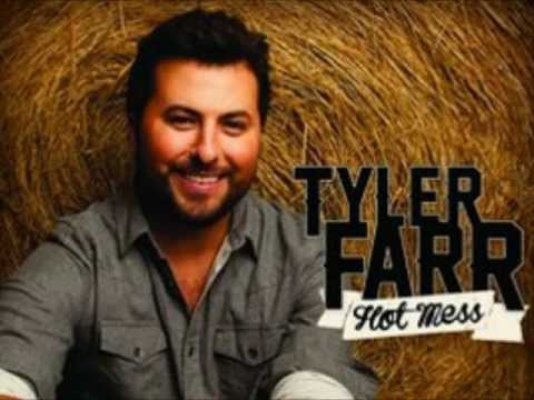 Hot Mess - Tyler Farr (Official Lyric Video)