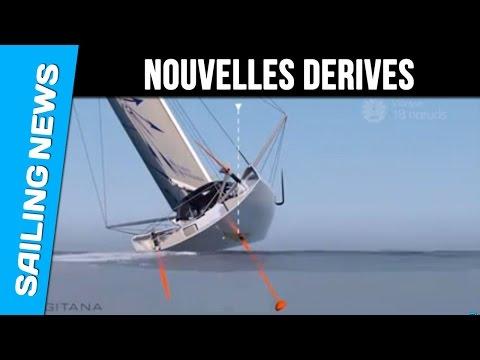 Vendée Globe - Le principe des nouvelles derives de Gitana