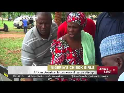 U.S. believes it has located some of the kidnapped girls