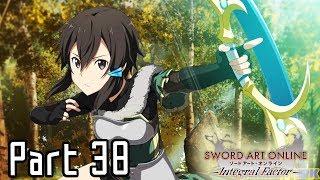 Sword Art Online: Integral Factor - Sinon Joins the Fight! [Part 38/Floor 9]