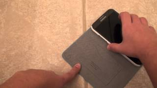 Galaxy Note II *Spigen SGP Hardbook Case REVIEW*