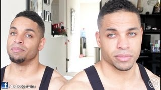 Our New Training Routine To Build Muscle Faster @hodgetwins