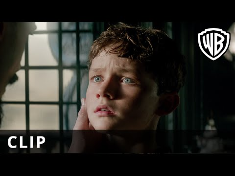 Pan – 'The Boy Who Could Fly' Clip - Official Warner Bros. UK
