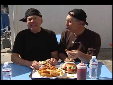 Cheap Eats TV Los Angeles : Marty's Hamburger Stand-Food