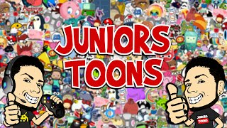 JuniorsToons | Surprise Eggs, Gaming, Cartoons, Toys and Unboxings