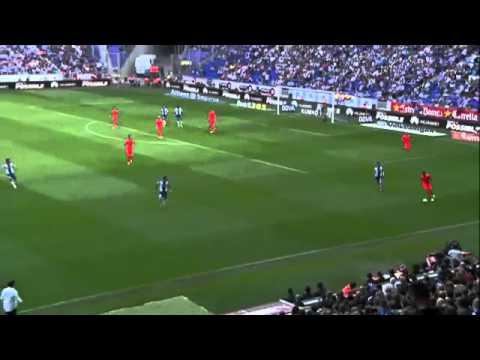 AMPLIO RESUMEN Espanyol vs FC Barcelona [0-2][25-04-2015] All Goals & highlights