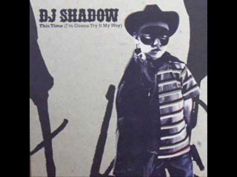 DJ SHADOW - THIS TIME (im gonna try it my way)