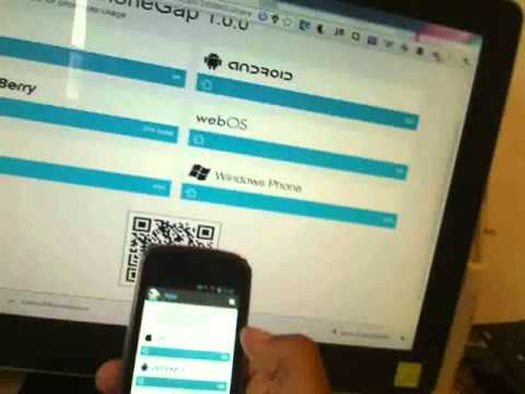 Create a Mobile App in 30 Minutes! Getting Started with PhoneGap with PhoneGap Build
