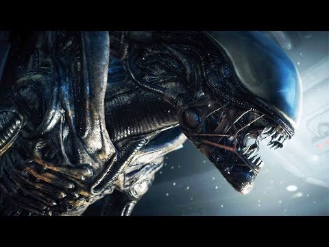 Alien Isolation play through and Interview at EGX 2014