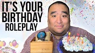 [ASMR] It's Your Birthday RP | MattyTingles