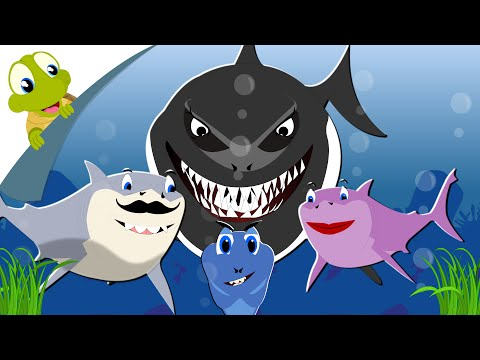 Baby Shark song | Animals song | Nursery Rhyme for kids
