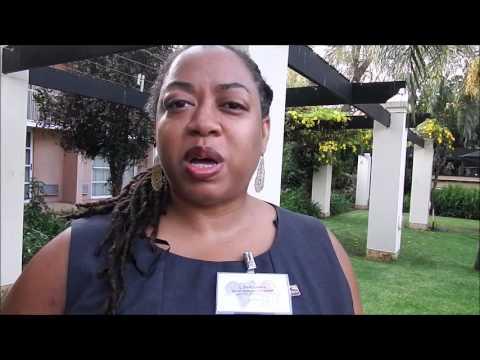 Dr L. Toni Lewis, Chair of SEIU Healthcare, USA - Ebola Virus Disease