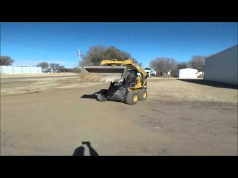 2007 Caterpillar 252B skid steer for sale | no-reserve Internet auction March 22, 2016
