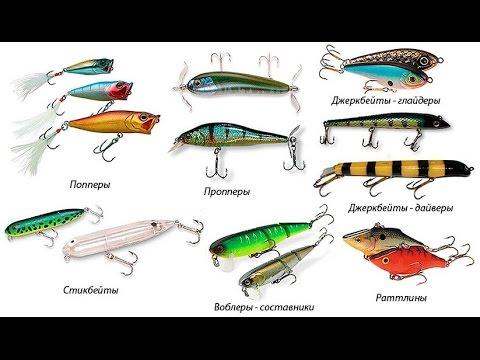 название рыболовных снастей
