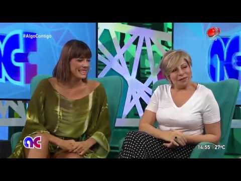 Algo Contigo - Eunice Castro y Graciela Rodríguez 25 de Enero de 2019