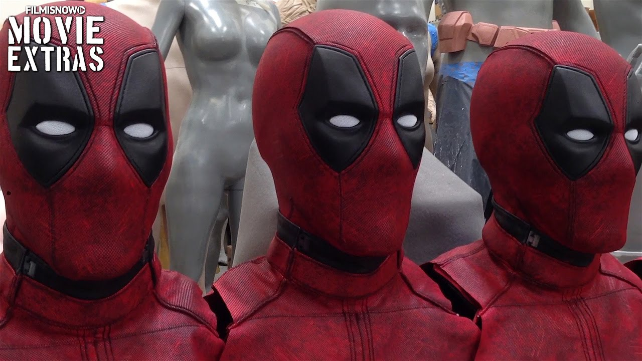 Deadpool 'The Making of the Mask' Featurette [Blu-Ray/DVD 2016]